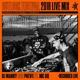 DJ Marky b2b Patife - Live Series 2018