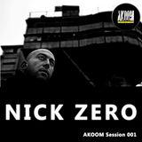 NICK ZERO || Anthem Mixshow 001