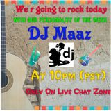 Personality of the week Maaz Livechatzone