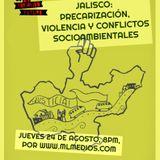 Forjando Futuro - Jalisco: precarización, conflictos socioambientales y violencia