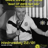 Nikos Giannopoulos Goes Deep For Lime Radio  ''Best Of 2013 Set Mix''