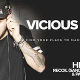 Hector y Recoil (Sandro Bianchi y Paco Buggin) - Vicious Live.