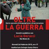 Speciale uRadio - Lucia Goracci