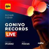 djfm ua Gonivo Records Showcase, 31.01.19 live & clean