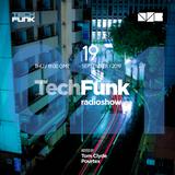 Tom Clyde & Pourtex - 021 TechFunk Radioshow on NSB Radio (19 September 2019)