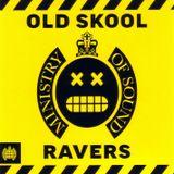 Ministry Of Sound - Old Skool Ravers (2017)