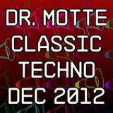 Classic Vinyl Techno Dec 2012