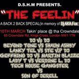 THE FEELIN Promo Mix (TECH HOUSE GANGSTER) Dj Wayne funky Antony