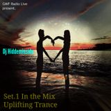 GWF Radio Live -In the Mix  (Set 1- Uplifting Trance)