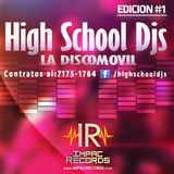 High SchDjs - Electro Mix By Dj Garfields I.R.