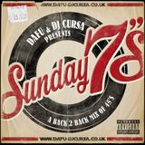 Sunday 7's - A Back 2 Back Mix of 45's