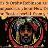 Tee Harris & Orphy Robinson New Years Day P-Funk Special - 01-01-2018