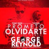 George Reynold - Prometo Olvidarte ( Latin 2014 )