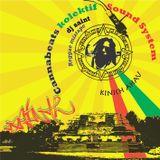 DJ SAINT-(CANNABEATS KOLEKTIF SOUND) - KINICH AHAU reggae mixtape