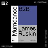Mumdance & James Ruskin - 4th May 2018