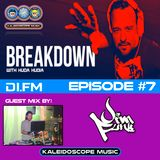 DI.FM - EPISODE #7 - Breakdown with Huda - Guest Mix by Jim Funk