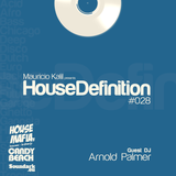 House Definition #028 - Guest DJ: Arnold Palmer