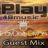 Play Forty Eight New Style Trance Podcast Episode 040[1mix.co.uk][05.07.2019][LayDee Divine Guest]