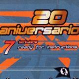 Jose Conca @ 20 Aniversario Chocolate (Año 2000)