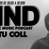 MIND Podcast by Bertu Coll #5 Guest H.O.S.H (18-02-2017)