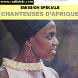 emission de BLACK VOICES spéciale CHANTEUSES D AFRIQUE N°2   RADIO HDR ROUEN  01/2016
