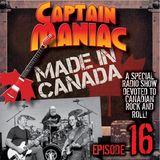 Episode 16 CMS /Made In Canada Pt 1 (Louder version)
