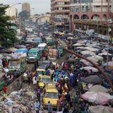 Africa's rapid urban expansion