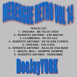 MERENGUE RETRO vol 14 By DeeJayYORK