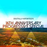 Digitally Imported's 16th Anniversary Progressive Special (2015)