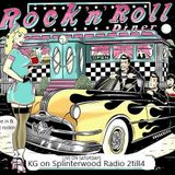 Another chance to hear KG on Splinterwood Radio from July 28th another great Rock n Roll radio show