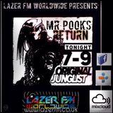 Jungle-DnB - Mr Pook (Returns) - Lazer FM - 13th May 2018