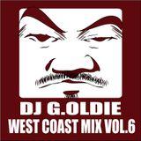 DJ G.Oldie WEST COAST MIX VOL.6