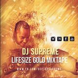 DJ SUPREME - LIFESIZE GOLD