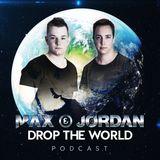"""Drop the World"" Podcast 19 - MAX & JORDAN"