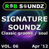 DJ Rob Soundz - classic groove & soul music demo mix