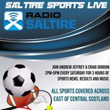 SALTIRE SPORTS LIVE WITH CRAIG G SAT AUGUST 24TH 2019