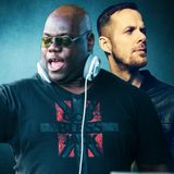 Carl Cox B2B Adam Beyer at Junction 2 (London)   13-06-2018