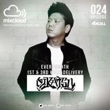 Axcell Radio Episode 024 - DJ KATSU