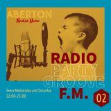 ABERTON Radio Show - Radio party Groove - Epis.2 30 January & -2 February  2019 -