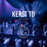 Kerst TD (10/12 @ VUB) - Live Set