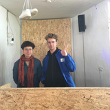 Irrelevante Aktion und DJ PeeBee live @ Fulle Pavillon Kassel (Documenta 14 showcase)