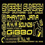 PHANTOM JAMA 08/10/17 SNEEKY SUNDAY