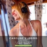 DJ CaroLine * Ecstatic Dance Festival Greece * 3rd July 2018