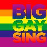 Barry Dowling on the Big Gay Sing, Emer O'Grady on LGBT Meditation and Deirdre's Goodbyes