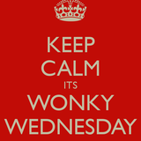 Wonky Wednesday 027