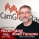 Hidden Gems & Buried Treasures w/John Fell: 28 Feb 2017, feat. Charlie Moffat & Catherine J Campbell
