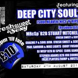 DJ MRcSp` pres. Fresh Sweet & Sexy Promo Mix July 2012