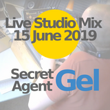 15 June 2019 - Secret Agent Gel Live in the studio