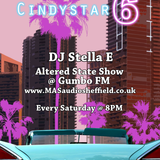Stella E- Altered State Show @ Gumbo FM 05/01/2019
