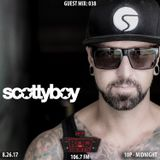 ROQ N BEATS with JEREMIAH RED 8.26.17 - GUEST MIX: SCOTTY BOY - HOUR 2